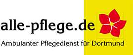 Logo alle-pflege.de ambulanter Pflegedienst