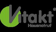 Vitakt Hausnotruf Logo mit Rahmen